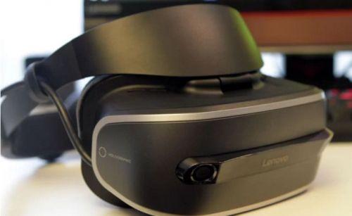 联想入局豪赌VR/AR/MR 3款设备杀入2个平台