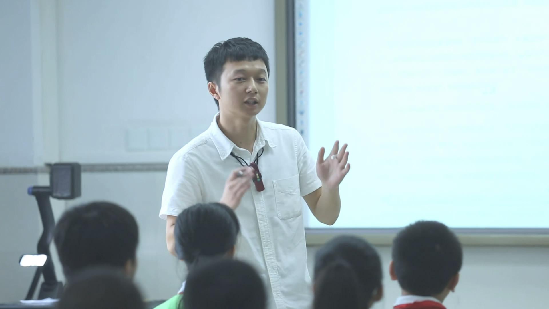 微课特等奖获得者杨义昕:每一个获奖微课背后,都有一个戏精老师
